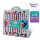 Shimmer and Shine stationery set