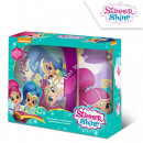 Shimmer and Shine aluminium flasche mit lunch box