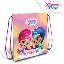 Shimmer and Shine gym bag What's your wish