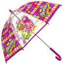 Großhandel Regenschirme:Shopkins regenschirm
