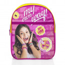 Soy Luna backpack My own way