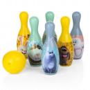 Secret Life of Pets bowling set