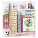 wholesale Licensed Products: Secret Life of Pets Stationery set