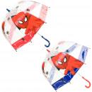 Großhandel Regenschirme:Spiderman regenschirm
