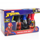 Spiderman set da bowling