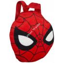 Großhandel Taschen: Spiderman plusch rucksack mit farbigem Zubehör