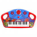 Spiderman piano