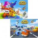 Super Wings podkładka 3D