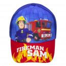 Fireman Sam cap fire