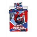 Spiderman ropa de cama