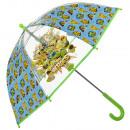 Großhandel Regenschirme:Turtles regenschirm
