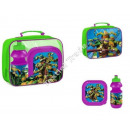 Turtles 3 pieces lunchset
