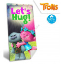 wholesale Licensed Products: Trolls Velour beach towel