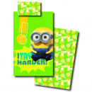 wholesale Bed sheets and blankets:Minions Duvet cover