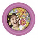 Soy Luna horloge murale 25 cm
