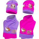 Soy Luna hat and scarf