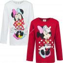 Minnie camiseta manga larga