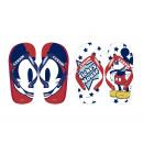 Mickey Mouse Flip Flops Stars