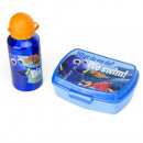 Finding Dory aluminium bottle with lunchbox