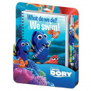 Finding Dory notebook