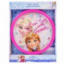 wholesale Licensed Products: Frozen Disney wall clock 25 cm