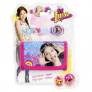 Soy Luna watch and wallet