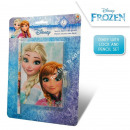 Frozen secret notebook