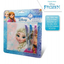 frozen 4 piece stationery set