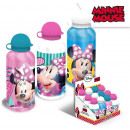 wholesale Houseware:Minnie aluminium bottle