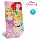 Großhandel Handtücher: Princess strandtuch microfraser