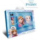 hurtownia Torby & artykuly podrozne: frozen Disney Zegarek na rękę + portfel
