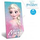 Frozen Disney velour beach towel