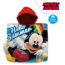 wholesale Umbrellas: Mickey Hooded poncho verlour