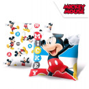 Mickey Mouse Pillow Colourful