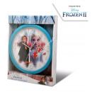 Frozen 2 Disney wall clock 25 cm Journey