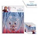 frozen 2 Disney 7 részes hajkészlet