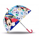 Mickey Mouse umbrella blue/red