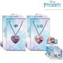 Frozen Disney jewelry set in display