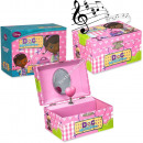 wholesale Others: Doc McStuffins wooden jewerly box with music