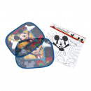 wholesale Car accessories: Mickey Car window sun protectors
