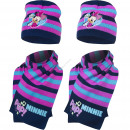 Minnie hat and scarf Minnie Pop!