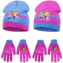 wholesale Scarves, Hats & Gloves:Princess hat and gloves