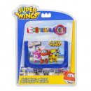 Super Wings Reloj + monedero