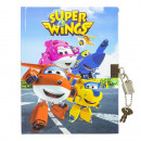 Super Wings secret notebook
