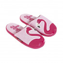 Flamingo Slippers - pink