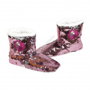 Slipper Flamingo Sequin