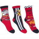 Cars 3 pack socks