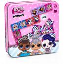 LOL Surprise Domino in tin box