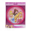 Princess wandklok 25 cm
