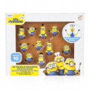Minions 3D puzzle erasers